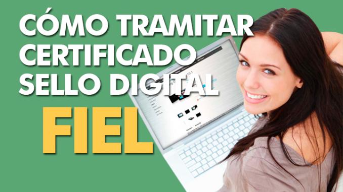 Cómo tramitar Certificado de Sello Digital en la pagina de SAT