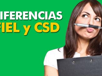 Diferencia entre FIEL y CSD