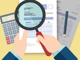 Tips para saber si una factura es falsa