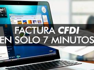 Cómo hacer tu factura CFDI 3.3 - video tutorial 7 minutos