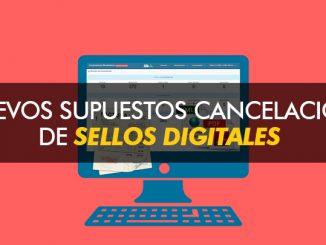 Proponen nuevos supuestos de cancelación para los certificados de sellos digitales