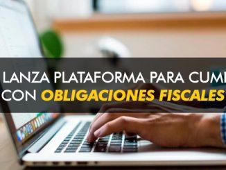 SAT lanza plataformas tecnológicas para cumplimiento de obligaciones fiscales