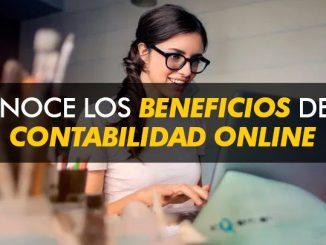 CONOCE LOS BENEFICIOS DE LA CONTABILIDAD ONLINE