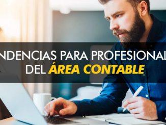 Tendencias para profesionales del área contable